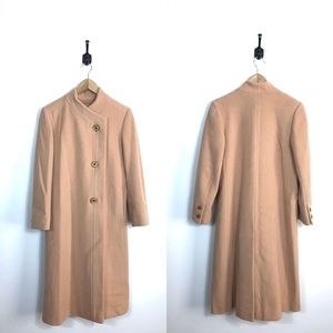 M.G. Kinsler The Great American Coat Trench Wool